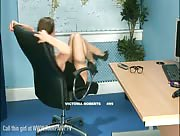 Victoria Roberts gets flexible in office