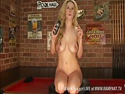 Amber Leigh,Brookie Little - Babestation Unleashed(8 January 2016)